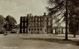 Umberslade Hall